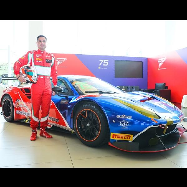 T2 Motorsports - Siap Hadapi 2017 bersama Ferrari 488 GT3