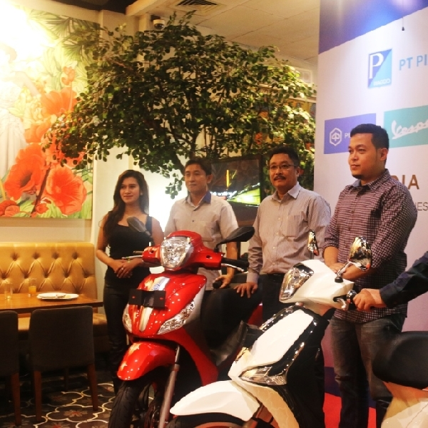 Piaggio Indonesia siapkan penawaran menarik