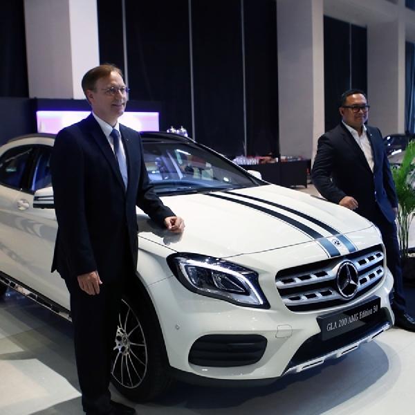 PRO Motor Wadahi Pemilik Mercedes-Benz di BSD