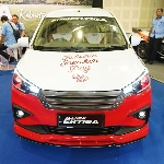 Melihat All New Ertiga Modifikasi di Indonesia Modification Expo 2018
