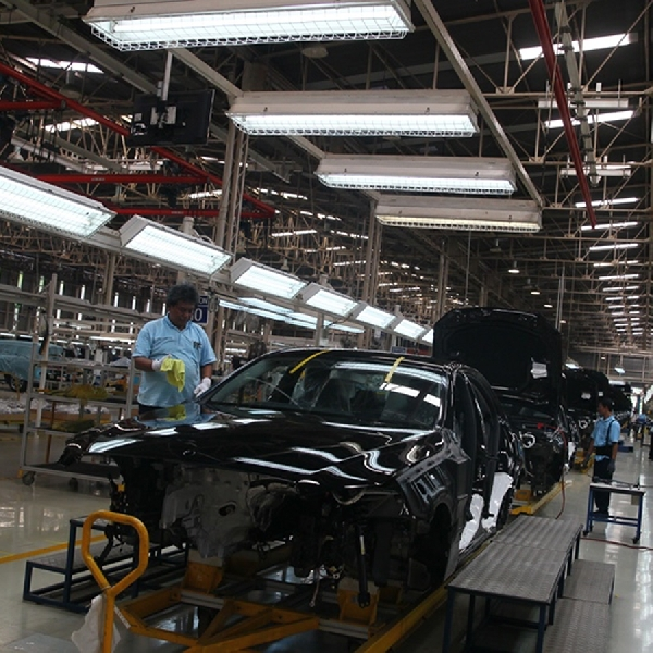 The New E-Class Mulai Dirakit di Indonesia