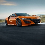 Peningkatan Acura NSX 2019 Lebih Berfokus pada Kenyamanan