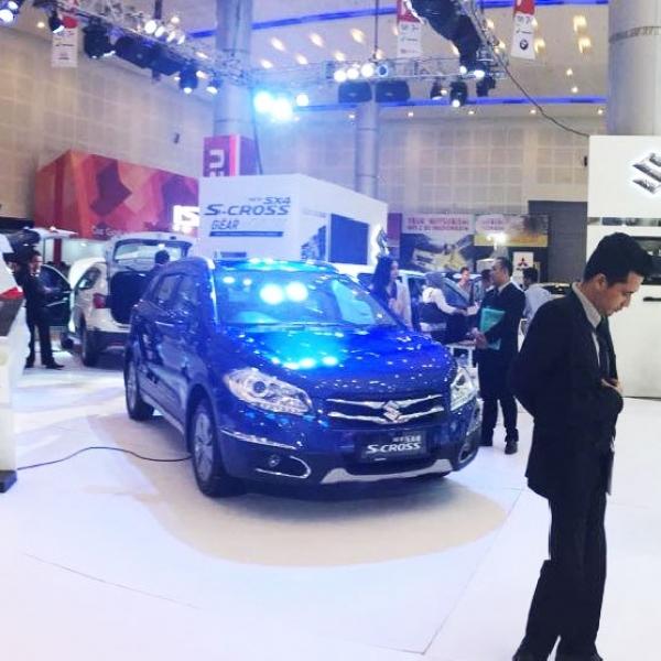 Suzuki Pamer Beragam Produk di GIIAS Surabaya 2016