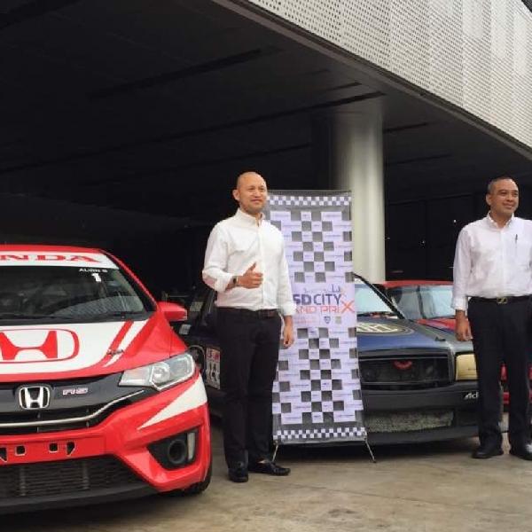 BSD City Grand Prix - Kejuaraan Nasional Balap Mobil Hadir di BSD City