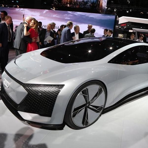 Audi Aicon Concept Akan Diproduksi pada 2021