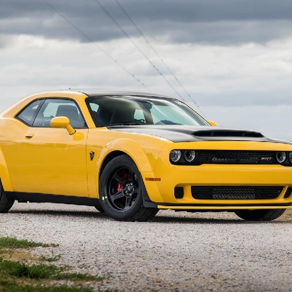 Wow, Pria Ini Akan Jual Dodge Challenger STR Demon Miliknya