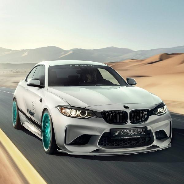 Modifikasi Hamann buat BMW M2 Semakin Bengis