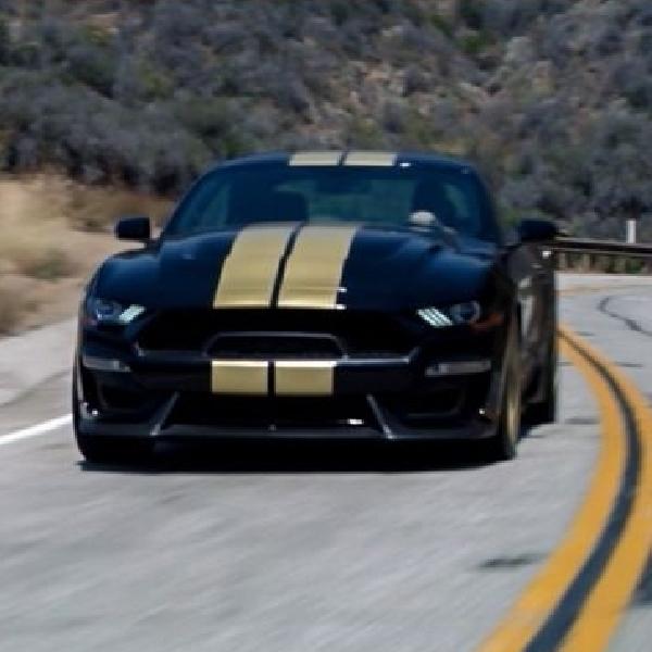 Rombakan Shelby GT 2019 Sebelum Debutnya di Woodward Dream Cruise
