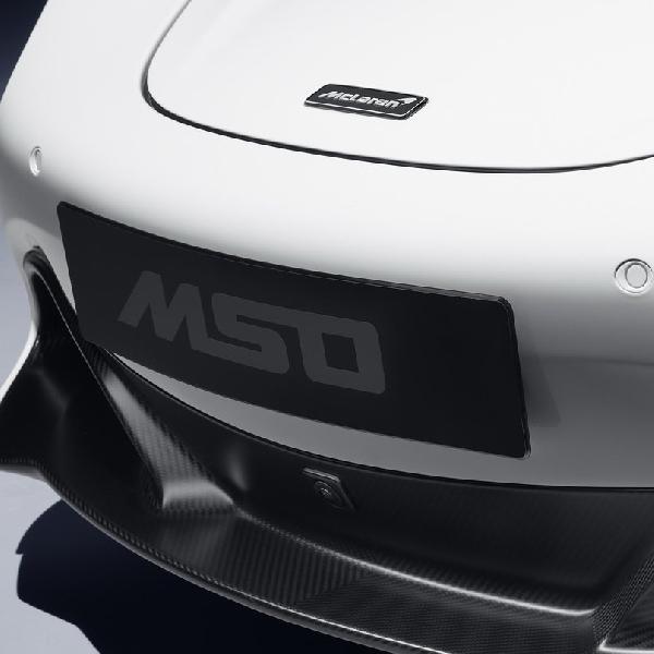 McLAren Special Operation Ungkap 2 Model Baru McLaren 720 Special Edition