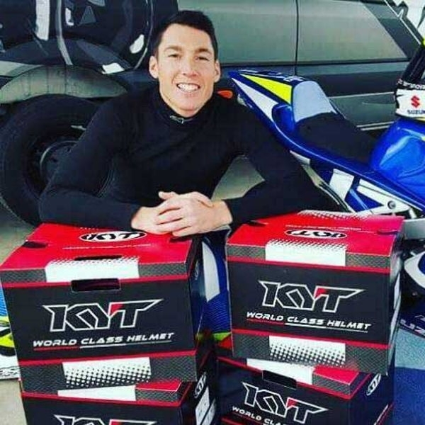 MotoGP: Helm Replika Espargaro Dilego Mulai Rp 1 Juta
