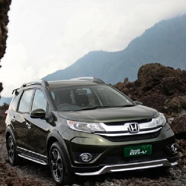 Honda BR-V Torehkan Angka Penjualan 22.827 Unit di Akhir April