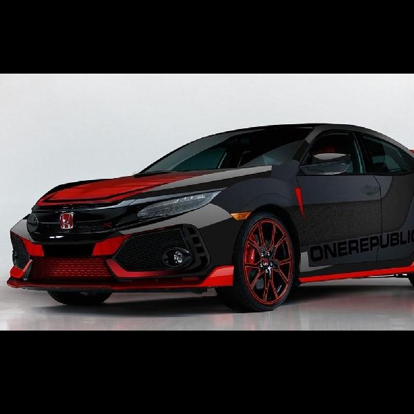 Jika OneRepublic Merancang Mobil Honda