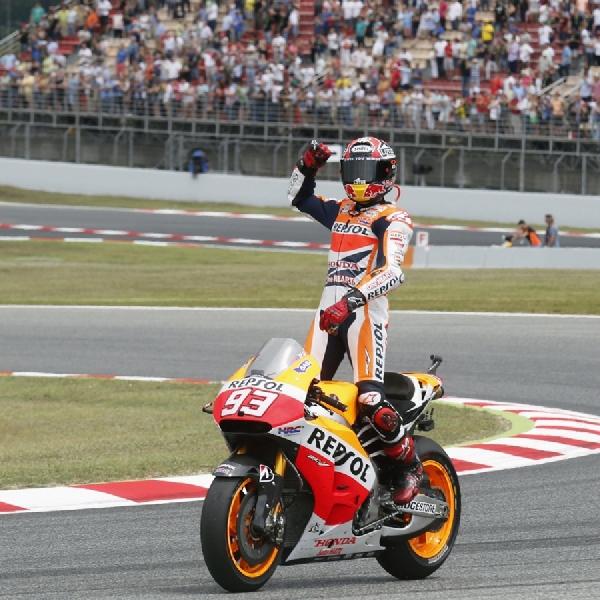MotoGP: Marc Marquez Siap Rajai Sirkuit Catalunya, Spanyol