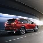 Honda Mulai Produksi Generasi Baru Honda CR-V di Indiana