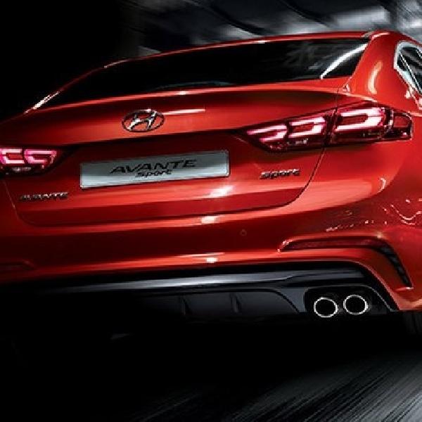 Hyundai Avante Sport Diklaim Miliki Tenaga Mencapai 200 Hp