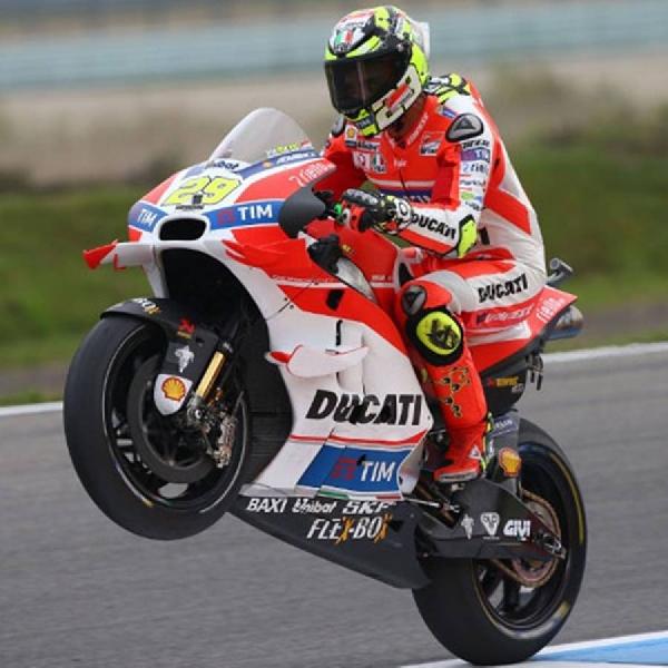 MotoGP: Iannone Dipastikan Berlaga di Sepang