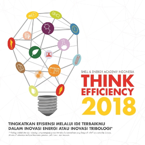 "Shell Umumkan Enam Finalis ""Think Efficiency 2018"""