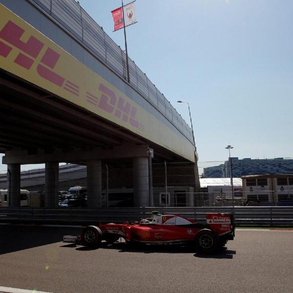 F1: Rosberg Kaget Ferrari Sangat Lamban di Sochi