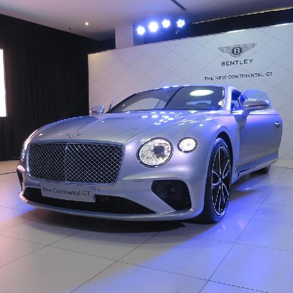 Tiba Di Indonesia, Bentley Continental GT Ini Dihargai Rp 8 Milyar