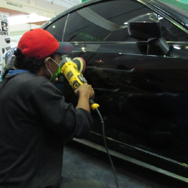 IGL Coating Bikin Mobil Kinclong dan Ramah Lingkungan