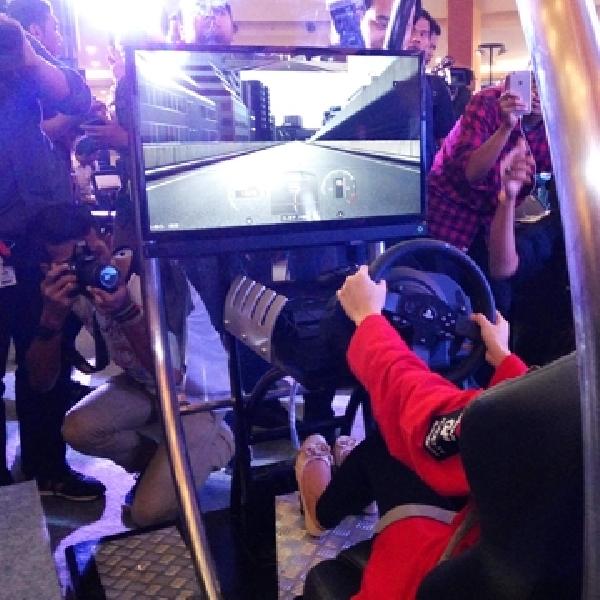 Baru seminggu, Nissan GT Academy sedot 6.500 calon pebalap