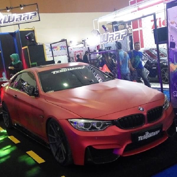 TeckWrap - Rubah Warna Mobil dalam Hitungan Jam