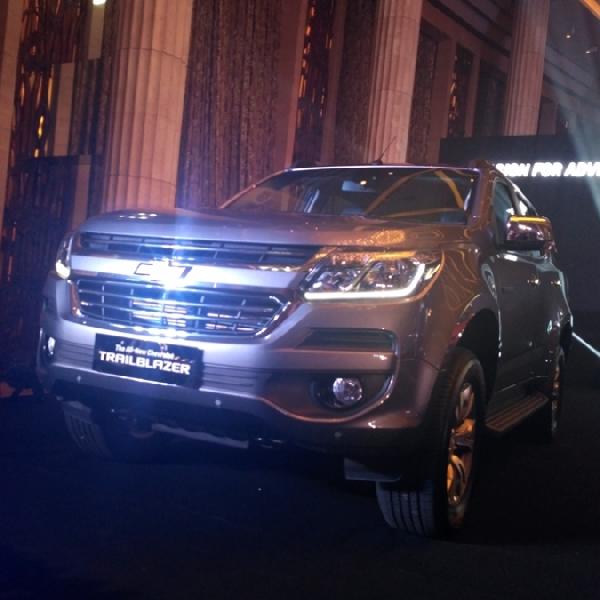 Resmi Meluncur, Chevrolet All New Trailblazer Penuh Fitur Premium