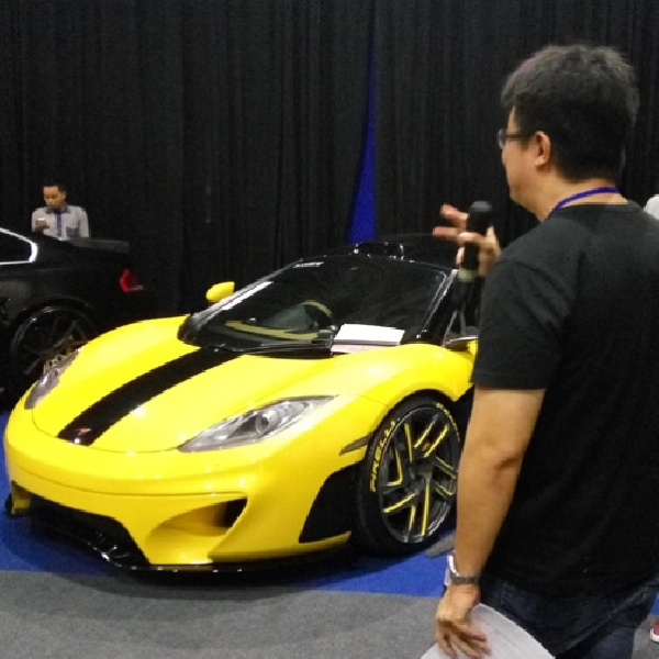 NMAA Top 30 Modified Cars - Hadirkan Mobil Modifikasi Terbaik