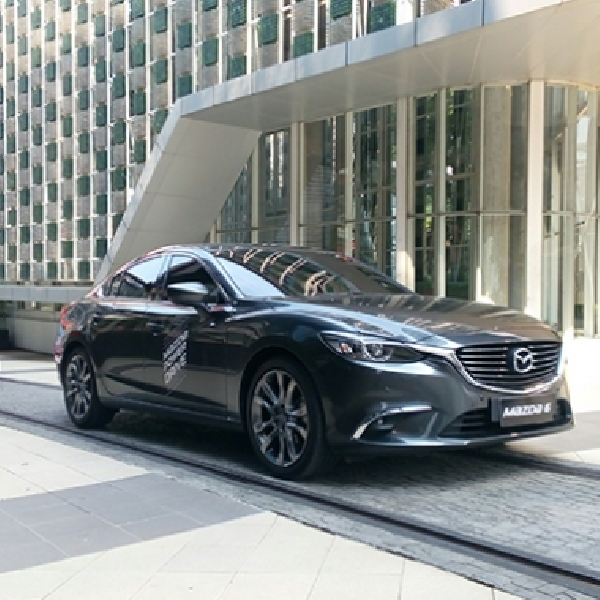 Mazda Gelar Event Power Drive