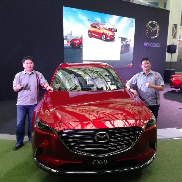 Mazda Rilis All-New Mazda CX-9 Dengan Fitur Terbaru