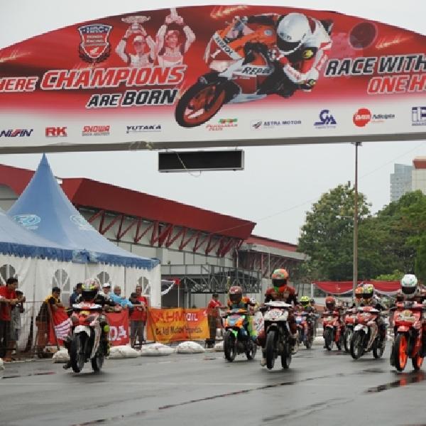 Honda Racing Championship 2015 Ditutup di Jakarta