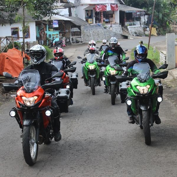 Test Ride Kawasaki Versys-X 250: Tenaga Mumpuni, dan Nyaman Dikendarai