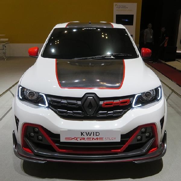 Renault Tampilkan Kwid Extreme Study