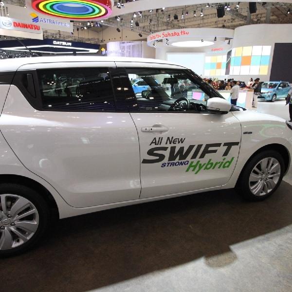 Ini mobil yang mendominasi Penjualan Suzuki Di GIIAS 2018