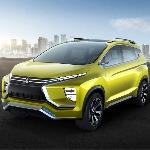 Small MPV Mitsubishi Versi Produksi Bakal Jadi Display di GIIAS 2017