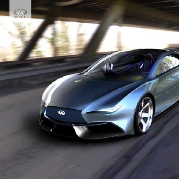 Q50 EV: Wujud Masa Depan Bagi Infiniti