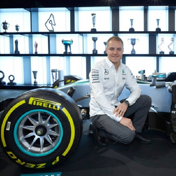 F1: Ini Alasan Mercedes Rekrut Valtteri Bottas dari Williams