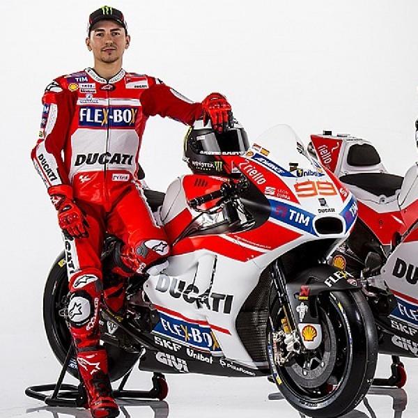 MotoGP: Ini Perubahan Motor Terbaru Ducati Desmosedici GP17