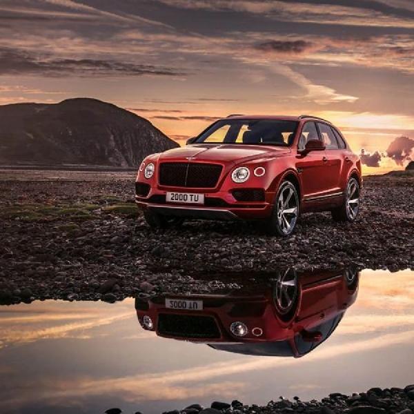 Bentley Bentayga V8 Siap Jadi SUV Termewah