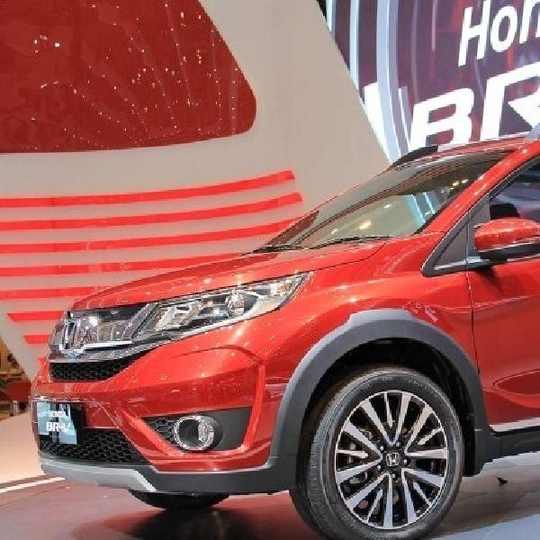 Januari 2016, Honda BR-V Terjual 6.627 Unit