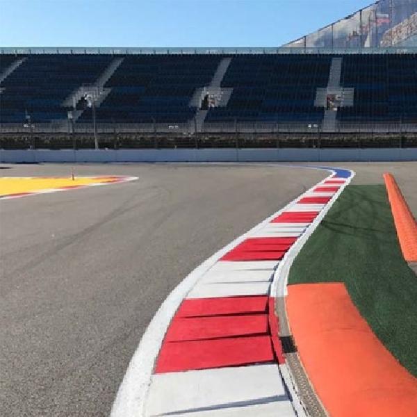 F1: Jelang GP Rusia - FIA tambah speed bump di Tikungan 2 Sochi