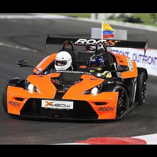 ROC: Juan pablo Montoya Berhasil Menangkan balap di Race of Champions