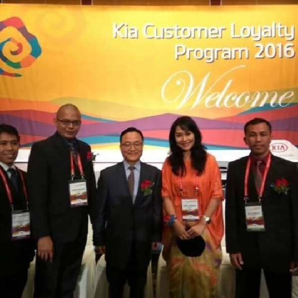 Kia Customer Loyalty Program 2016