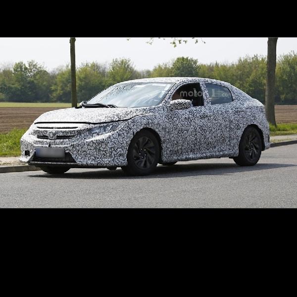 Kedatangan Honda Civic Hatcback Semakin Dekat