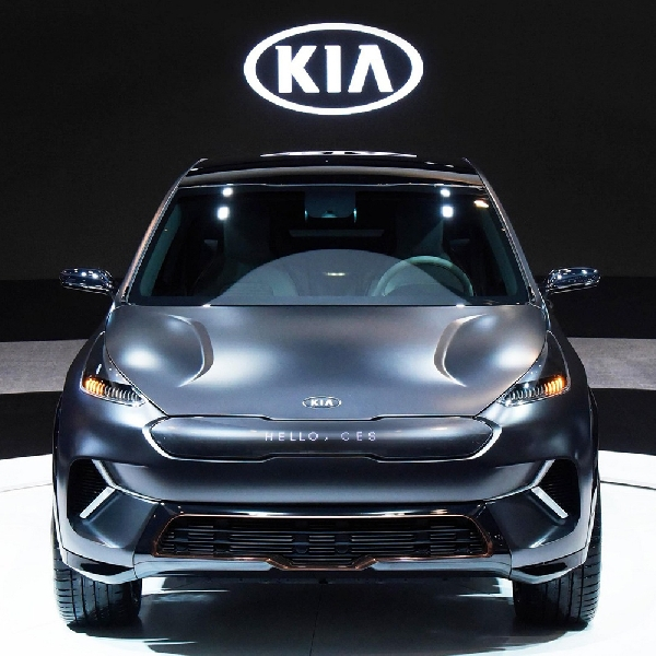 Kia Niro EV Tawarkan Daya Jelajah 383 KM
