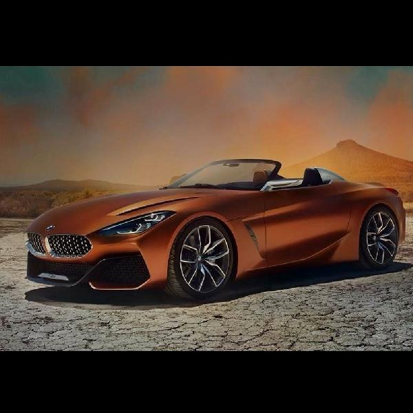 Konsep BMW Z4 Roadster 2018 Terungkap