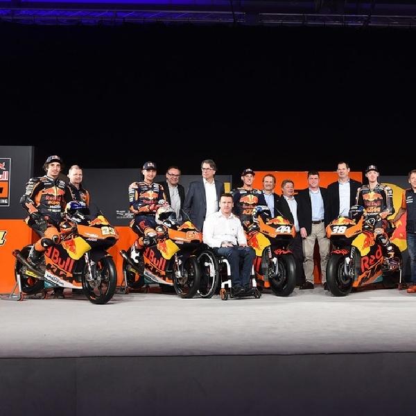 MotoGP: KTM Resmi Rilis RC16