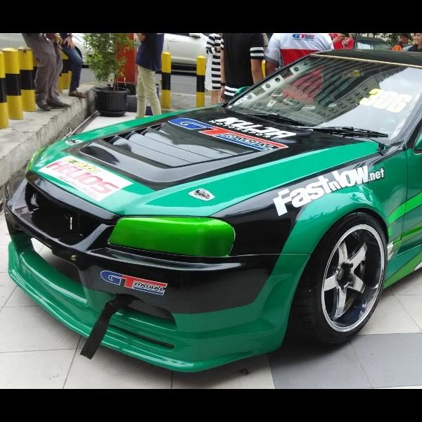 Kuja Motorsport Mulai Jajaki Dunia Drifting