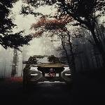 SUV Vision 4x4 Keren ini Mobil Offroad Konsep dari Rusia