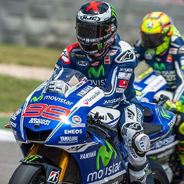 MotoGP: Lorenzo Tak Menyangka Finish Kedua